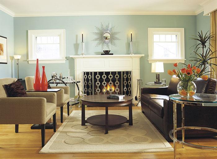 deco living room christopher joyce art design